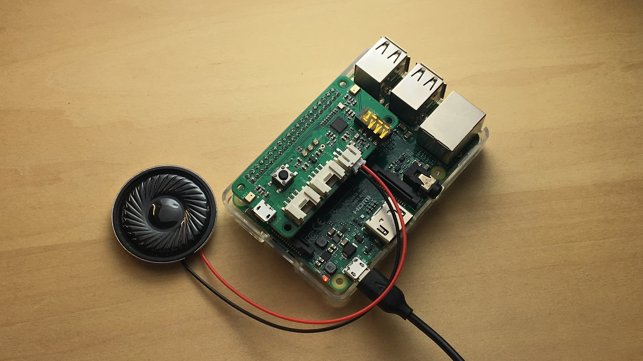 IoT with Google Assistant on Raspberry Pi + Respeaker