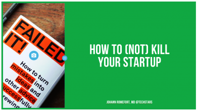 Photo of How To (Not) Kill Your Startup