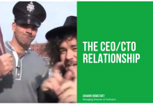 Photo of The CEO/CTO Relationship